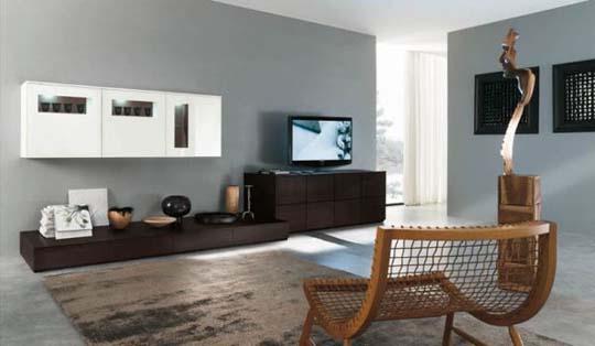 Interior Design Ideas: Contemporary Living Room design Ideas ...