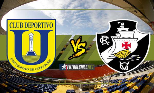 Universidad de Concepción vs Vasco da Gama - 20:45 h - Copa Libertadores - 2da Ronda - 31/01/18