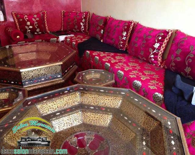 Salon marocain 2017 premier choix de décoration salon