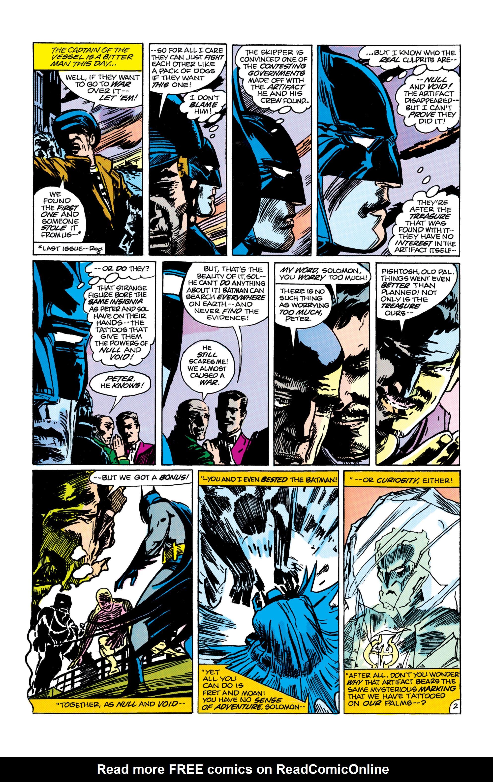 Read online World's Finest Comics comic -  Issue #305 - 3