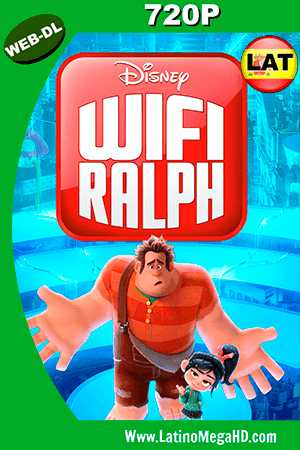 Wifi Ralph (2018) Latino HD WEB-DL 720P