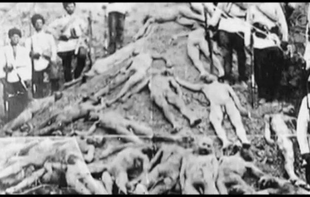 Η Γερμανία χαστουκίζει Ερντογάν και καταδικάζει τη Γενοκτονία των Αρμενίων