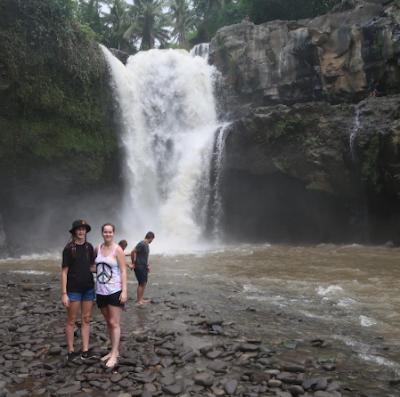 Tegenungan Waterfall Kemenuh
