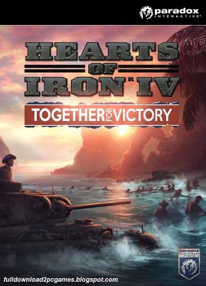Hearts of Iron IV Together for Victory Free Download PC Game