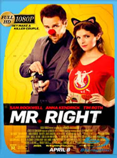 Mr. Right 2015 HD [1080p] Latino [GoogleDrive] DizonHD