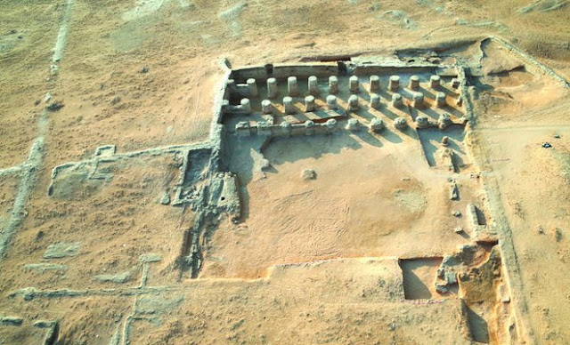 Mosque dating back to early years of Islam found in Saudi Arabia