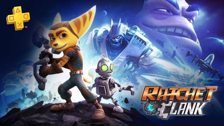 ratchet & clank playstation plus