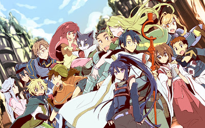 Download Log Horizon 2nd Season BD Vol 1-5 [Subtitle Indonesia]