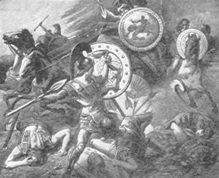 batalla de Mantinea