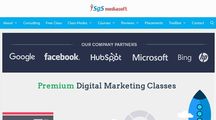 SGS Mediasoft Review – Digital Marketing Course Coimbatore: eAskme