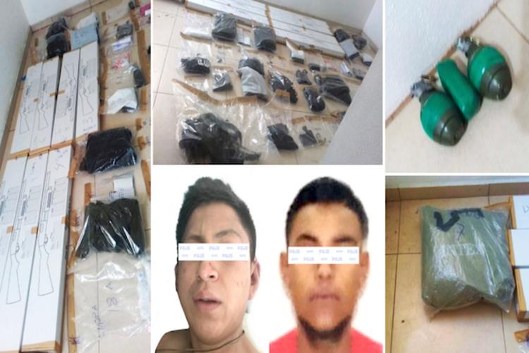 PGJE captura a grupo delictivo que ejecuto a Ministerial en Guanajuato