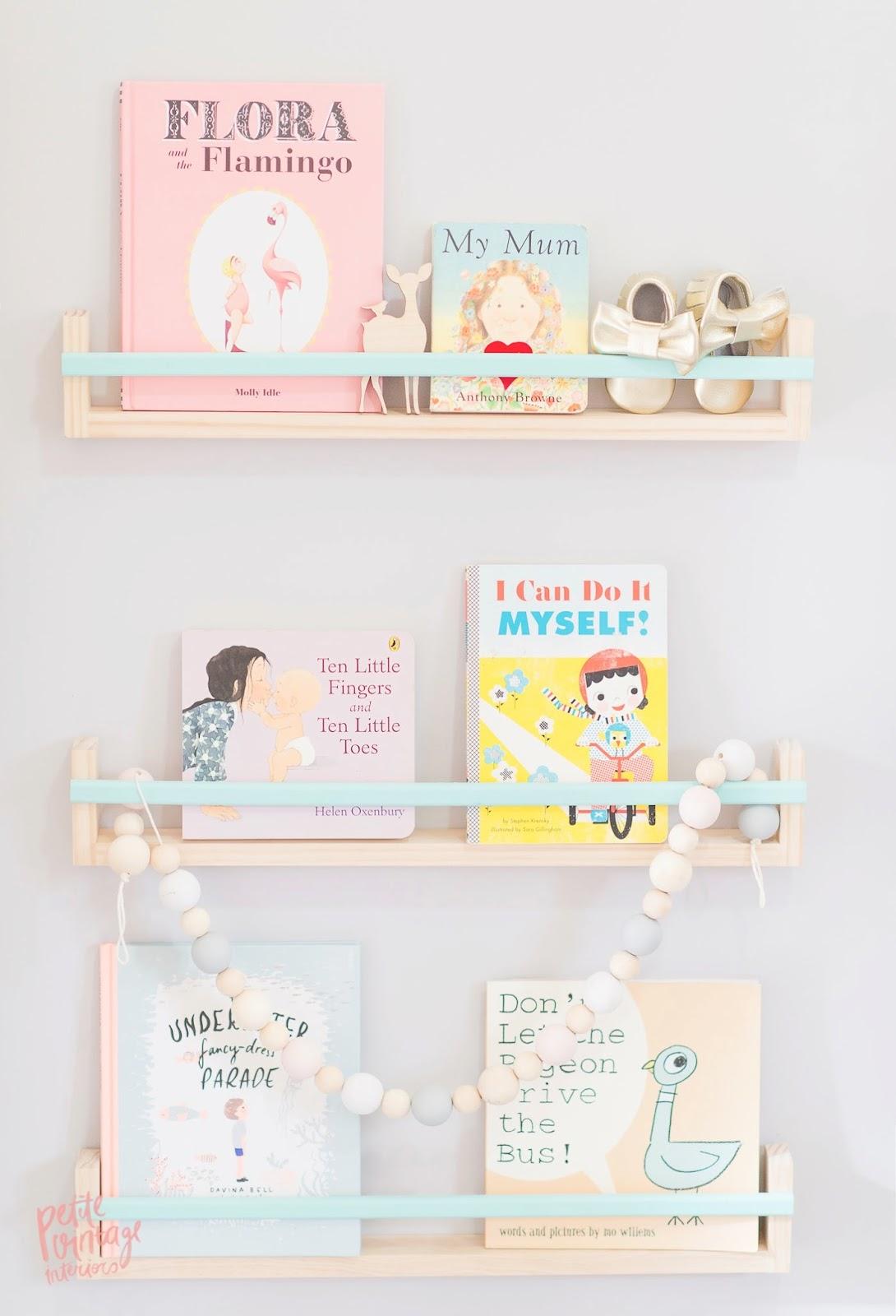 Zainspiruj si p ki w pokoju dziecka przer bki prosto z - Estanterias infantiles originales ...