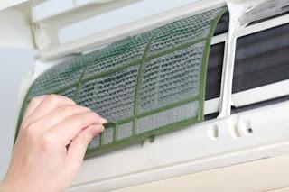 Cuci Filter Ac Anda Sebulan Sekali Dan Dapatkan Manfaatnya
