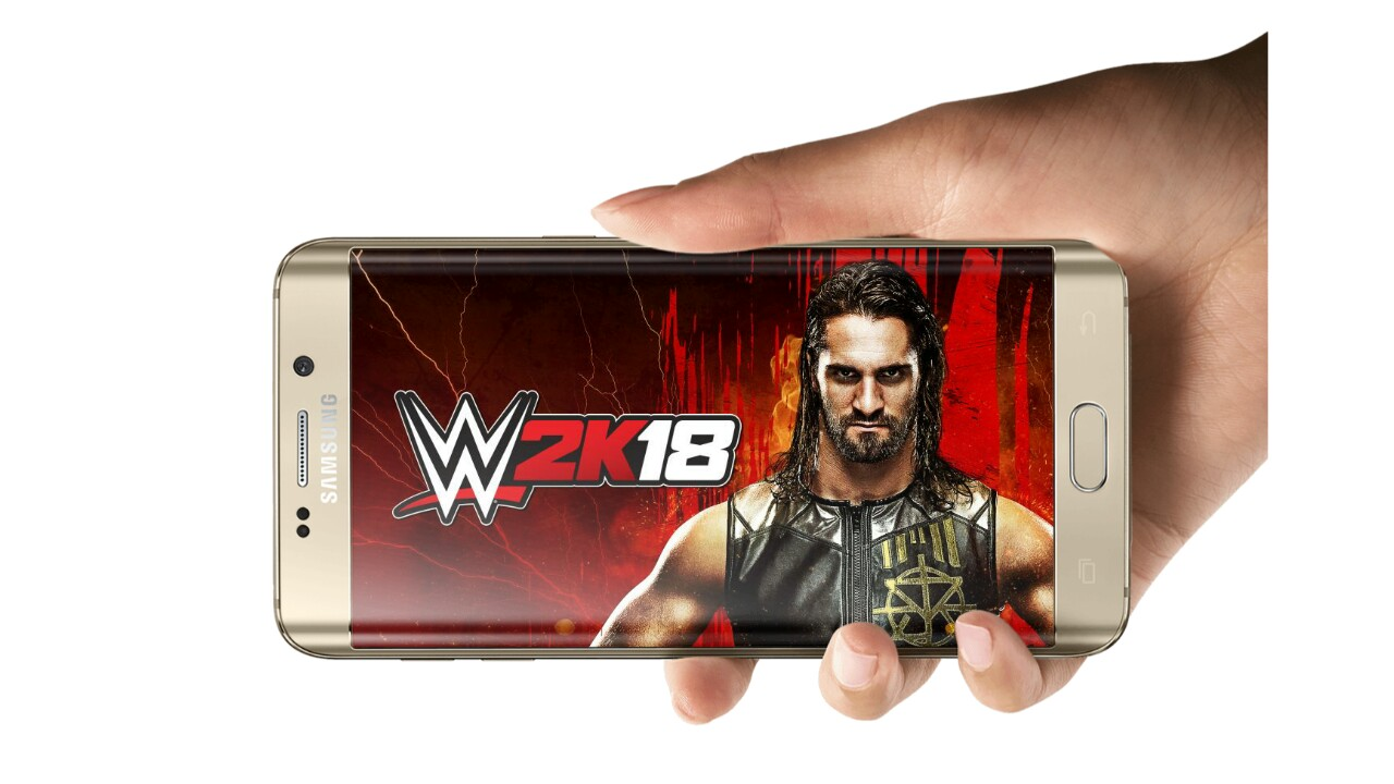 WWE 2K18 DOWNLOAD ON ANDROID | Highly Compressed | PPSSPP