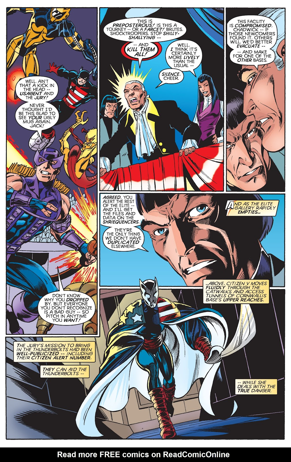 Read online Hawkeye & The Thunderbolts comic -  Issue # TPB 1 (Part 3) - 38