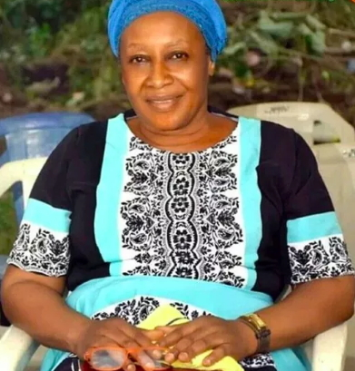 patience ozokwor parents forced into marriage early
