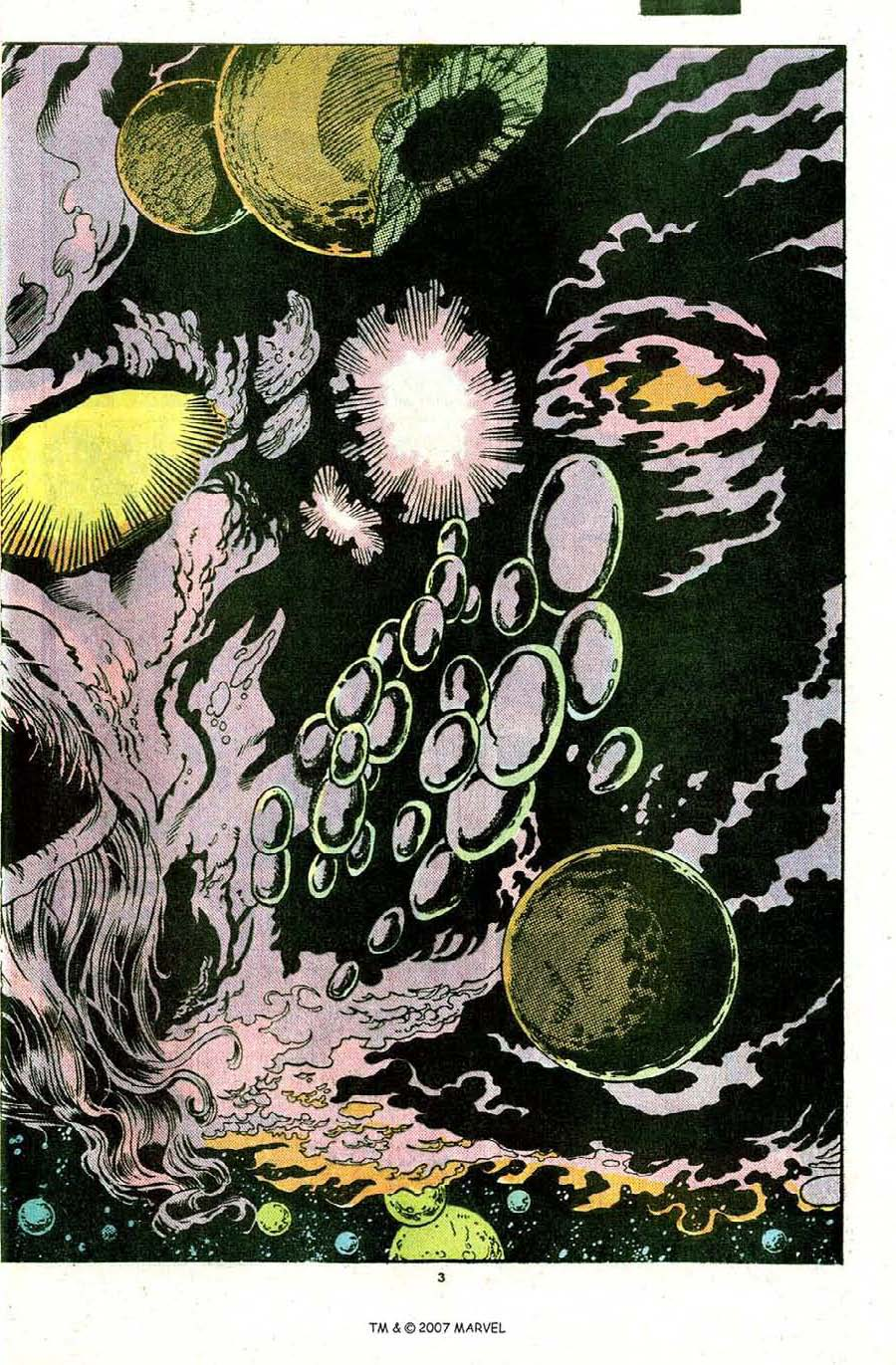 Read online Silver Surfer (1987) comic -  Issue #22 - 5