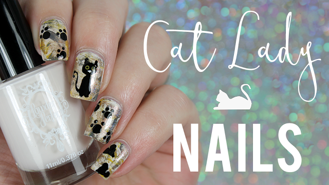 Cat Lady Nails