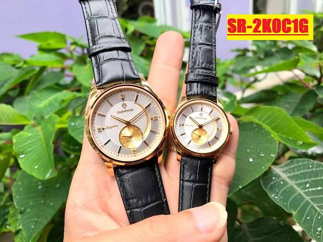 Đồng hồ dây da SR 2K0C1G