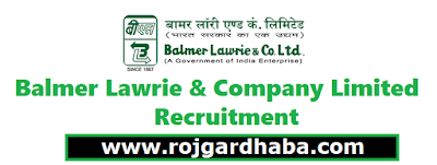 Balmer Lawrie & Company Limited
