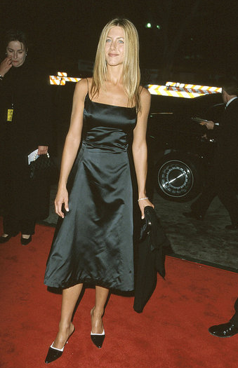 Why Jennifer Aniston Rules The Red Carpet Head2heels