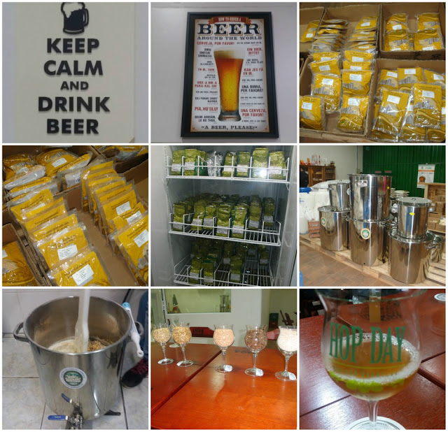 Blumenau - Capital Nacional da Cerveja - Vale do Lúpulo Brew Shop