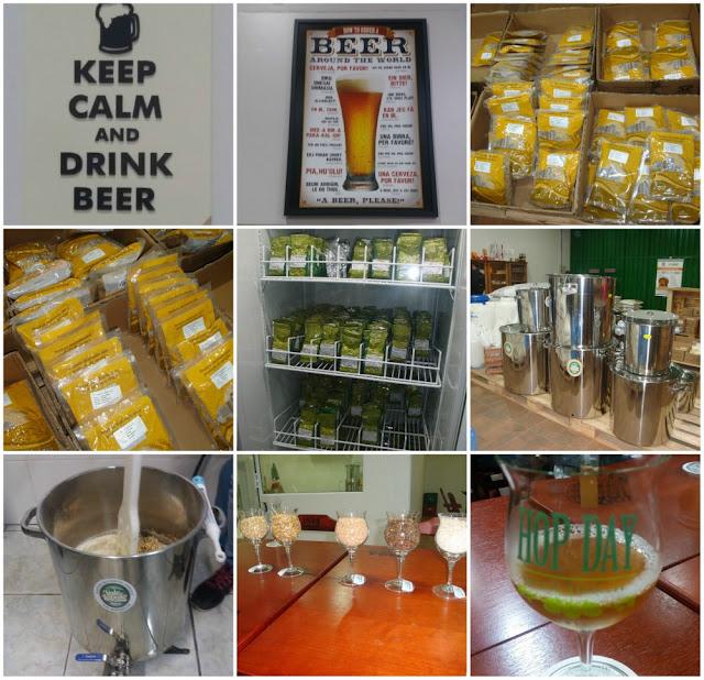 Blumenau - Capital Nacional da Cerveja - Vale do Lúpulo Brew Shop