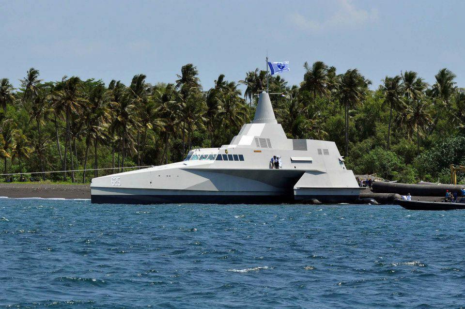 Nasib Kapal Perang Buatan Anak Bangsa Klewang Class