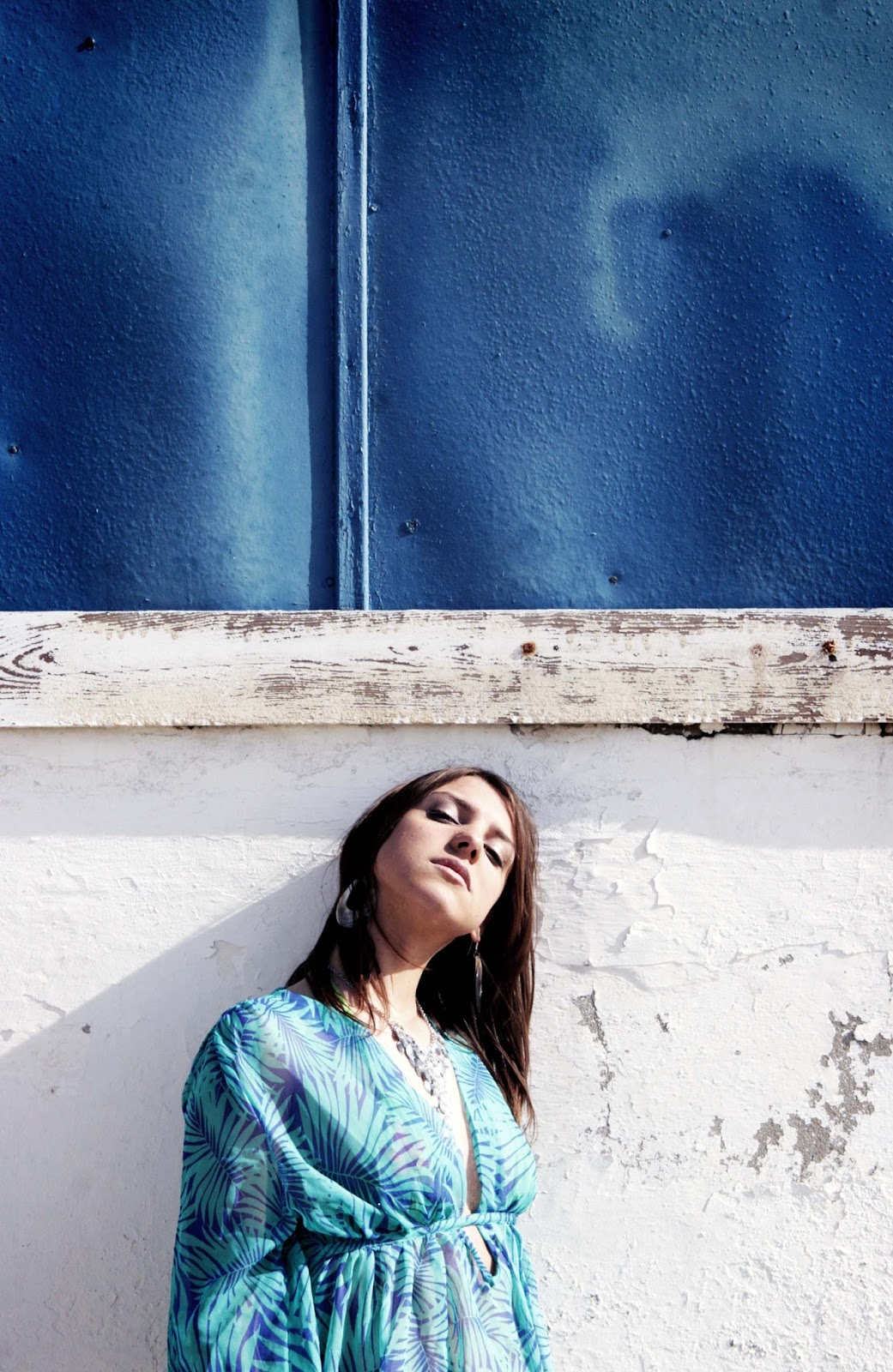 Blue Dress Blogger