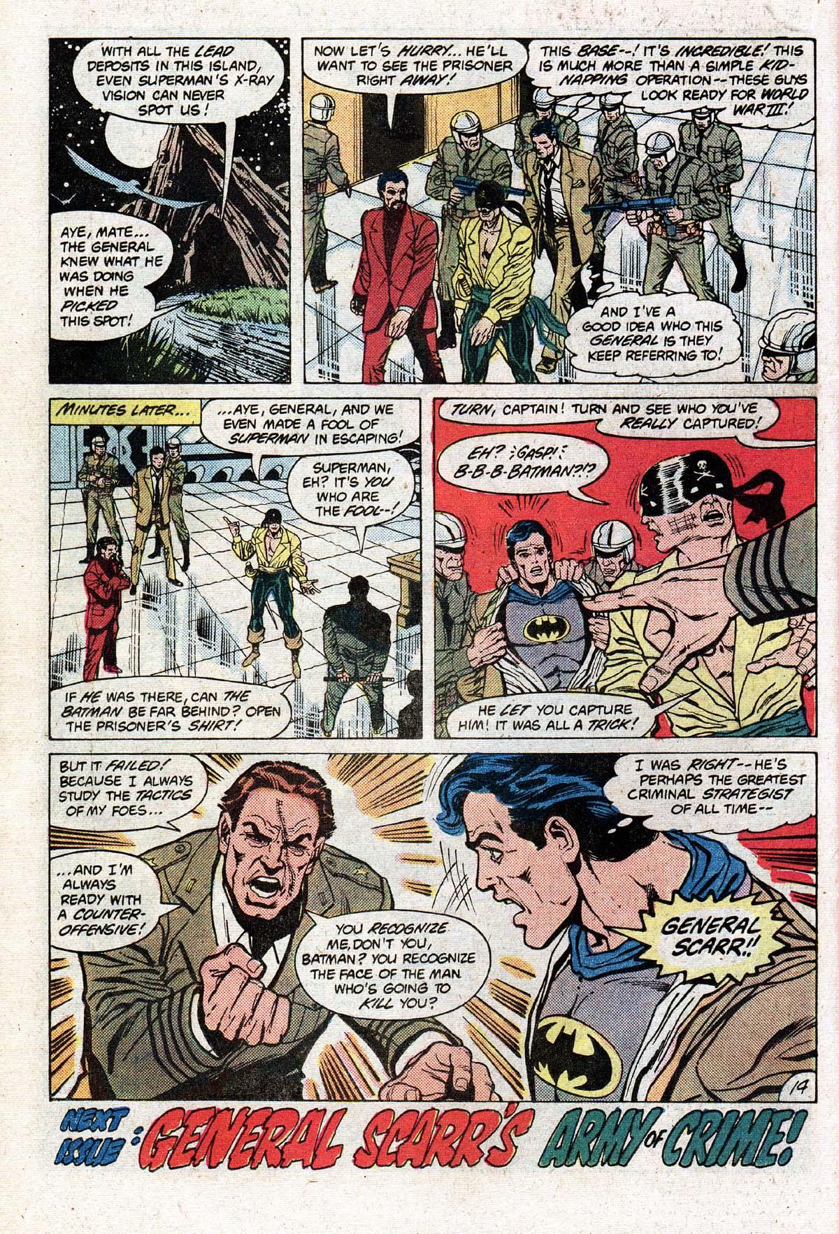 Read online World's Finest Comics comic -  Issue #279 - 17