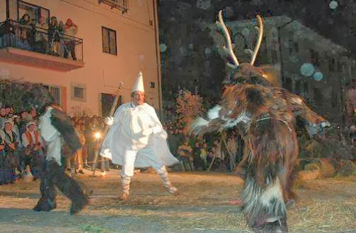 Carnival in Abruzzo and Molise – Pagan rituals and Medieval