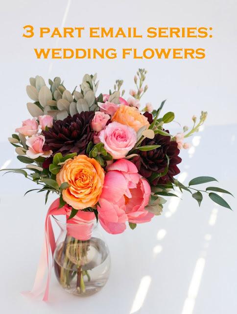 3 part wedding planner series