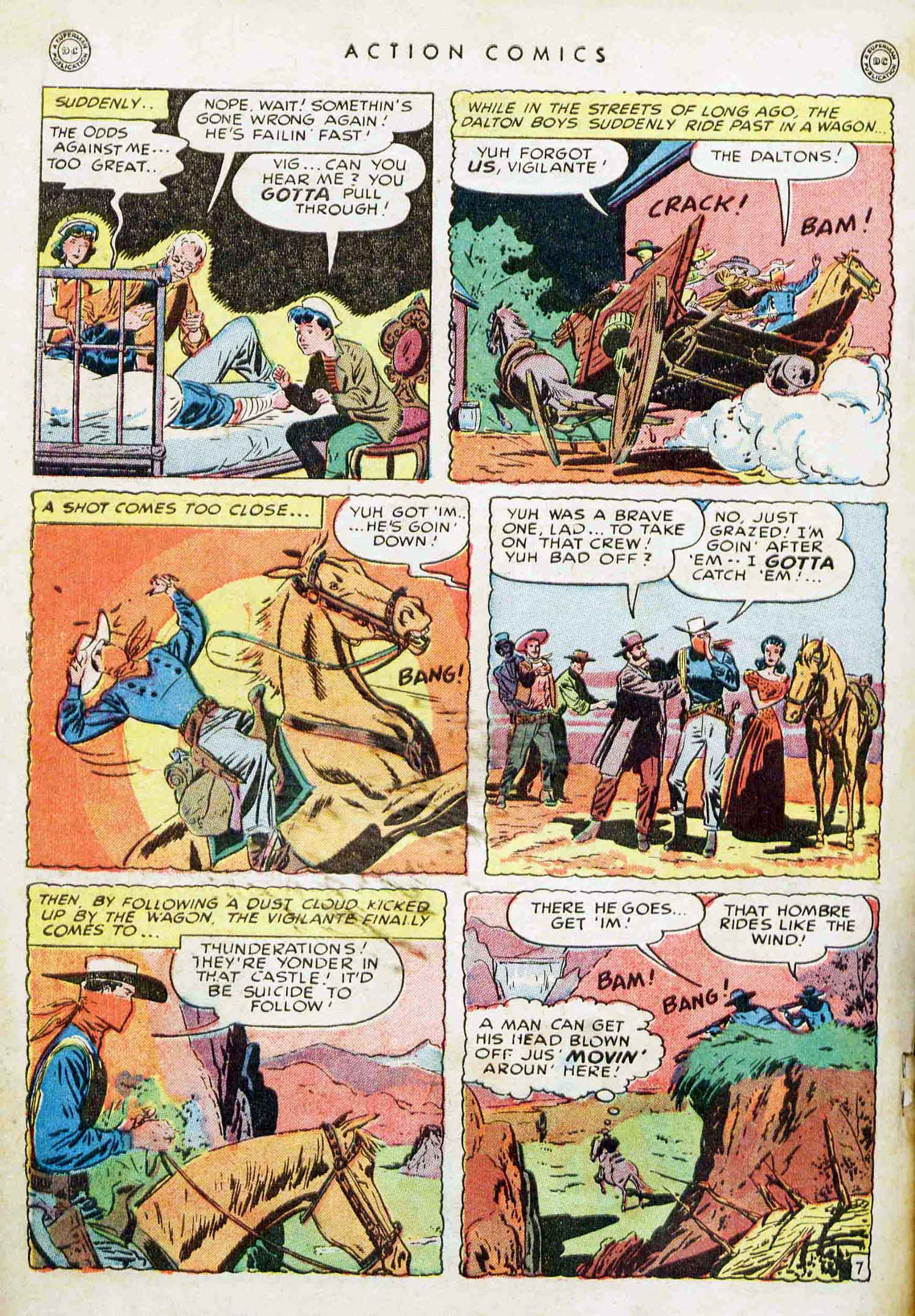 Read online Action Comics (1938) comic -  Issue #129 - 47