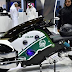 The flying motorbike of Dubai police