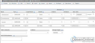 Autonumber Otomatis Pada VB 6.0 dan MySQL