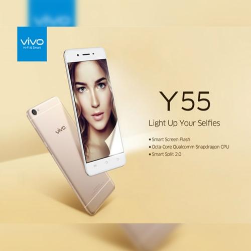 Spesifikasi Dan Harga Vivo Y55
