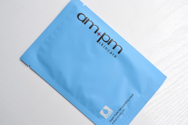 AMPM Super Triple HA Hydrating Mask Review