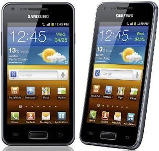 Galaxy S II Lite