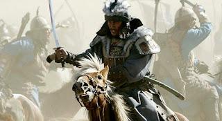 легенды о захоронении Чингисхана, великого правителя