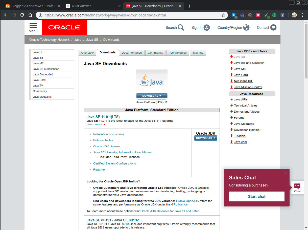 How to install Java in Linux ?