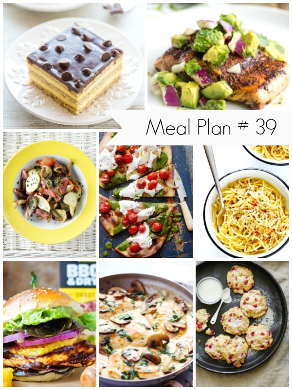 Delicious recipes to spead up your meal plan