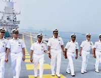 For Officer Entry, Indian Navy Introduces Entrance Test