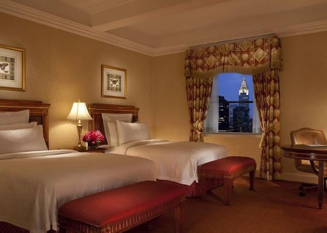 Waldorf Astoria New York 10 Hotel
