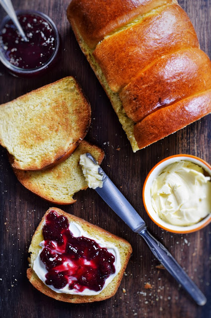 Toastbrot - selbst gebacken