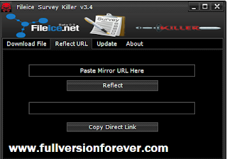 download Fileice Survey 3.4 with keys and crack full version.
