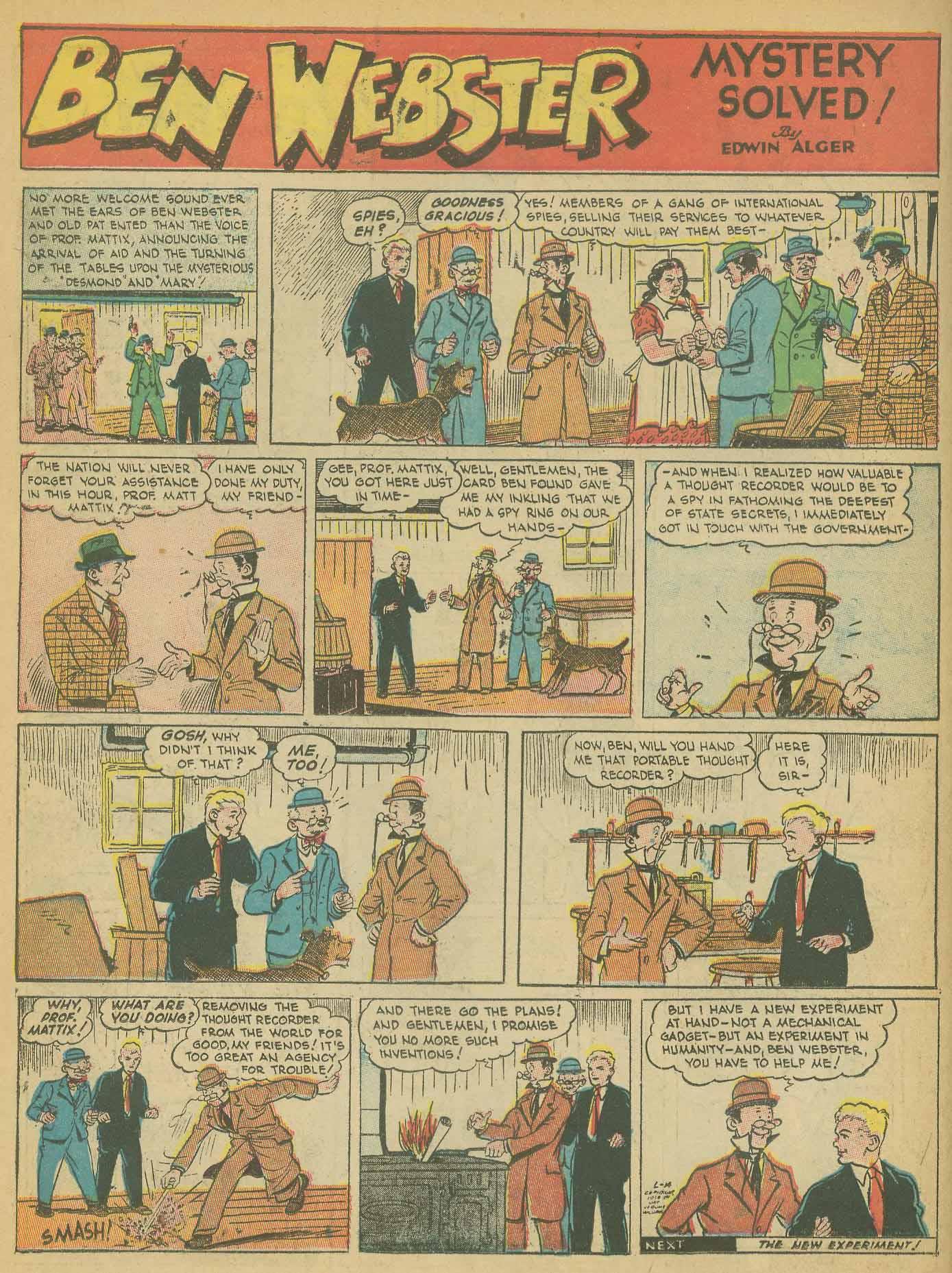 Read online All-American Comics (1939) comic -  Issue #8 - 52
