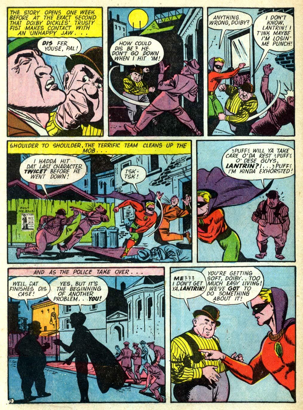 Read online All-American Comics (1939) comic -  Issue #57 - 4
