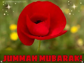 Beatiful Jumma mubarak