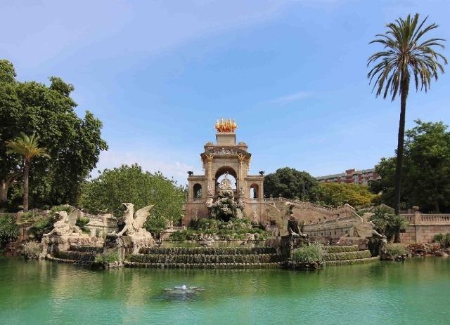 Lugares turisticos de Barcelona