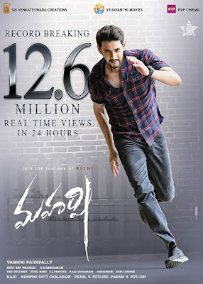 Maharshi 2019 Telugu 720p HDRip ESubs 1.2GB